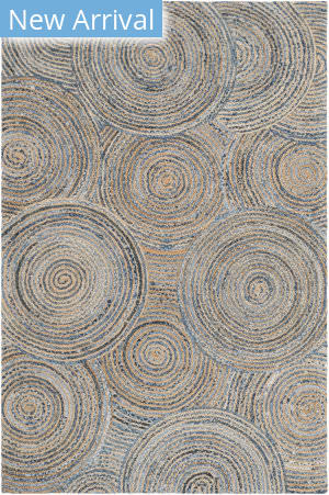 Safavieh Cape Cod Cap603a Natural - Denim Area Rug