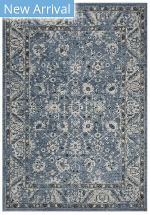 Safavieh Charleston Chl413n Navy - Light Grey Area Rug
