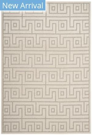 Safavieh Cottage Cot940l Light Grey - Cream Area Rug