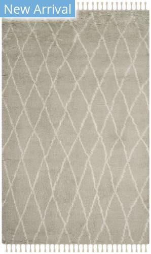 Safavieh Casablanca Csb145d Grey - Ivory Area Rug