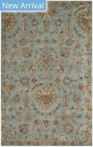 Safavieh Heritage Hg274a Light Blue - Multi Area Rug