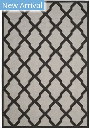 Safavieh Linden Lnd122a Light Grey - Charcoal Area Rug