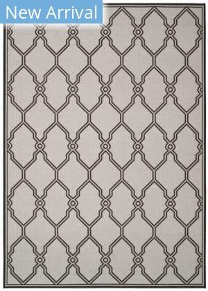 Safavieh Linden Lnd124a Light Grey - Charcoal Area Rug