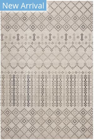 Safavieh Montage Mtg366g Grey - Charcoal Area Rug