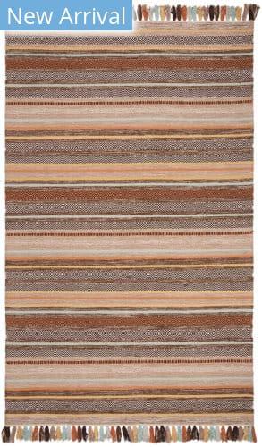 Safavieh Montauk Mtk901h Brown - Multi Area Rug