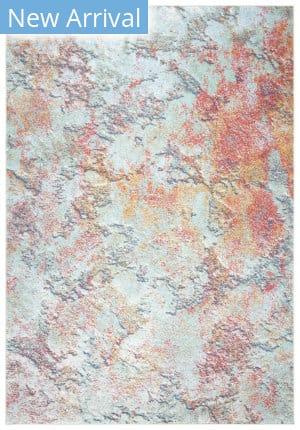 Safavieh Prism Psm532a Creme - Red Area Rug