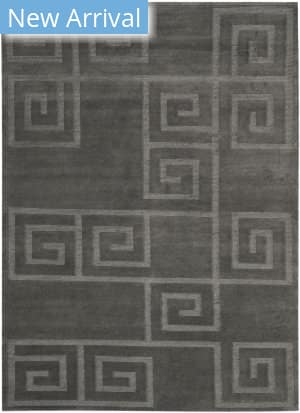 Ralph Lauren Hand Knotted Rlr4934b Slate - Tonal Area Rug