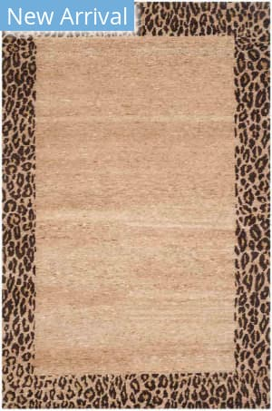 Ralph Lauren Hand Knotted Rlr6261a Umber Area Rug