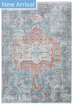 Safavieh Victoria Vic904n Navy - Red Area Rug