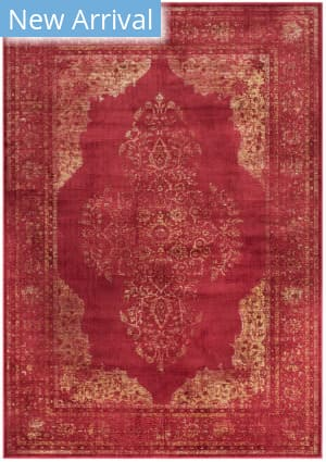 Rugstudio Sample Sale 182638R Rose Area Rug