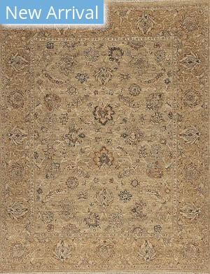 Samad Sovereign Catherine Fern - Gold Area Rug