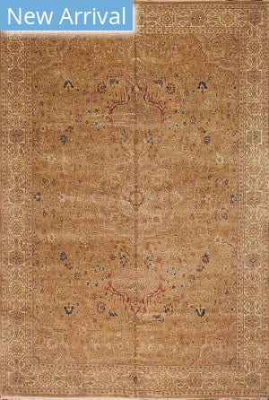 Samad Passions Promise Coffee - Ivory Area Rug
