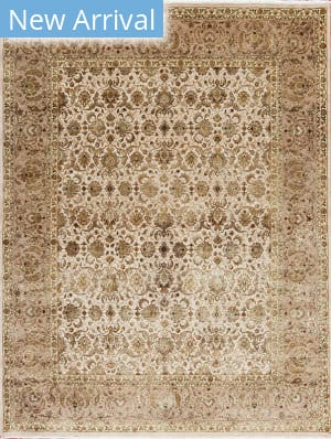 Samad Extravagance Dorchester Ivory - Tan Area Rug