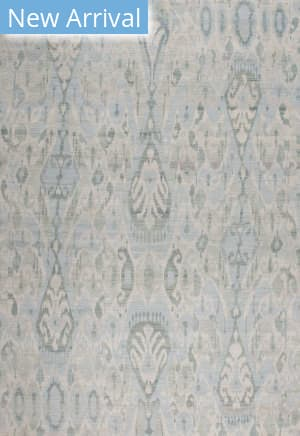 Samad Jazz Basie White Area Rug