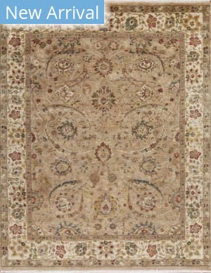 Samad Passions Zeal Blush - Ivory Area Rug