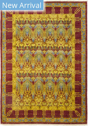 Solo Rugs Arts And Crafts M1633-163  Area Rug