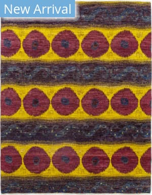 Solo Rugs Ikat M1636-121  Area Rug
