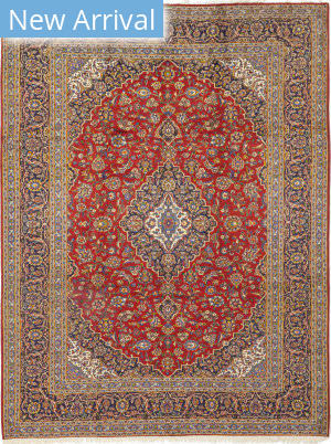 Solo Rugs Kashan M1848-264  Area Rug