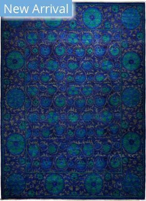 Solo Rugs Suzani M1868-76  Area Rug