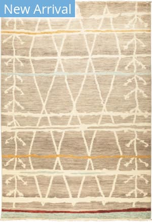 Solo Rugs Moroccan M1884-272  Area Rug