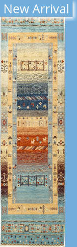 Solo Rugs Tribal M1884-337  Area Rug