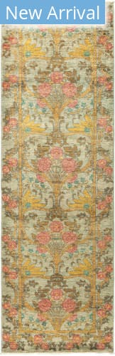 Solo Rugs Arts And Crafts M1884-340  Area Rug