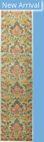 Solo Rugs Arts And Crafts M1884-346  Area Rug