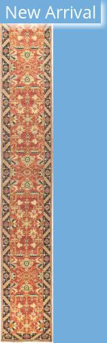 Solo Rugs Serapi M1884-378  Area Rug