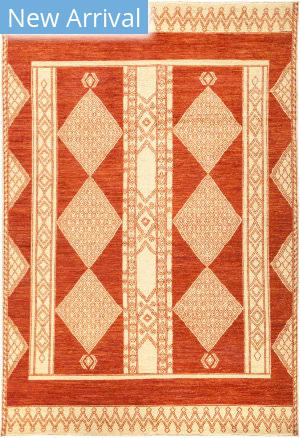 Solo Rugs African M1884-74  Area Rug