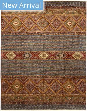 Solo Rugs Azeri M1889-174  Area Rug