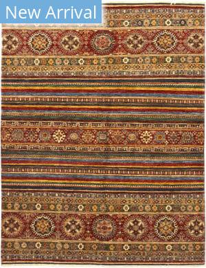 Solo Rugs Azeri M1889-297  Area Rug