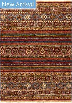 Solo Rugs Azeri M1889-305  Area Rug