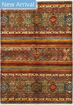 Solo Rugs Azeri M1889-306  Area Rug
