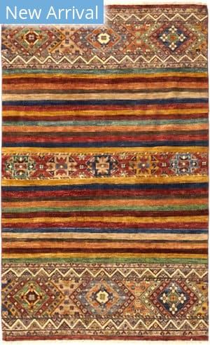 Solo Rugs Azeri M1889-307  Area Rug