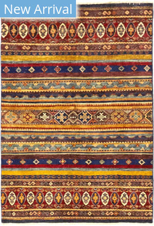 Solo Rugs Azeri M1889-310  Area Rug