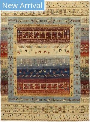 Solo Rugs Azeri M1889-317  Area Rug