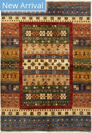 Solo Rugs Azeri M1889-320  Area Rug