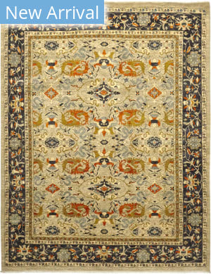 Solo Rugs Eclectic M1889-80  Area Rug