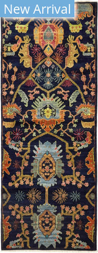 Solo Rugs Eclectic M1889-98  Area Rug