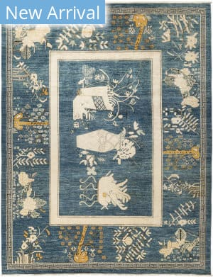 Solo Rugs Shalimar M1890-107  Area Rug