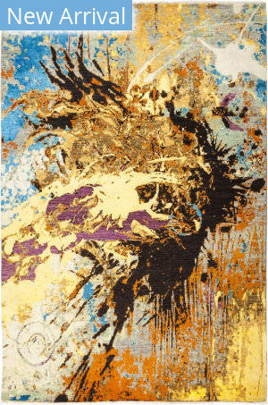 Solo Rugs Abstract M1890-134  Area Rug