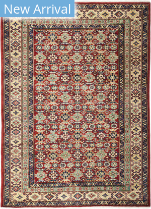 Solo Rugs Shirvan M1890-153  Area Rug