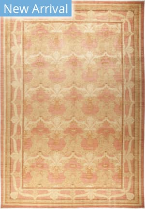 Solo Rugs Arts And Crafts M1890-365  Area Rug