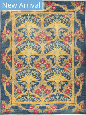 Solo Rugs Arts And Crafts M1890-369  Area Rug