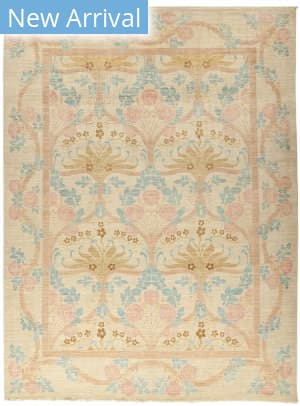 Solo Rugs Arts And Crafts M1890-372  Area Rug