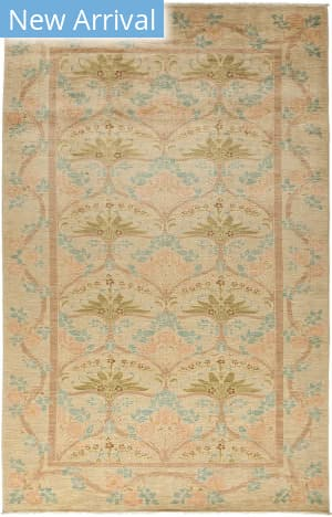 Solo Rugs Arts And Crafts M1890-378  Area Rug