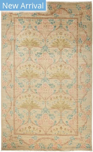 Solo Rugs Arts And Crafts M1890-382  Area Rug