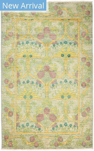 Solo Rugs Arts And Crafts M1890-385  Area Rug