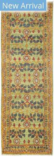 Solo Rugs Arts And Crafts M1890-392  Area Rug