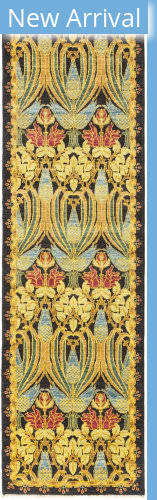 Solo Rugs Arts And Crafts M1890-395  Area Rug